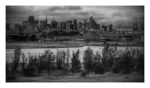 City View From India Basin