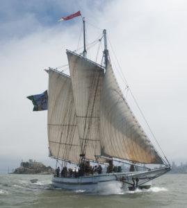 Alma scow schooner