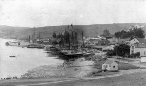 India Basin, San Francisco. 1907
